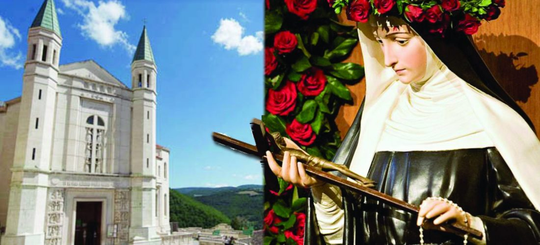 Santa Rita Giorno Calendario.Viaggi Per Santa Rita Da Cascia E Pellegrinaggi A Cascia E A